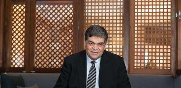 الدكتور أشرف حاتم  يعب على إرتفاع إصابات الموجة الثالثة من فيروس كورونا في مصر
