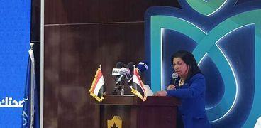 الدكتورة نعيمة القصير مدير مكتب الصحة العالمية في مصر