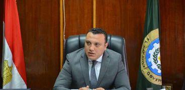 هيثم الشيخ، نائب محافظ الدقهلية