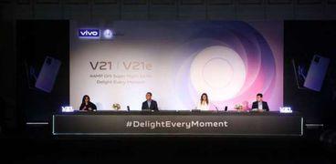 """""""vivo"""" تخطط لضخ 30 مليون دولار استثمارات جديدة في مصر"""