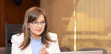 السفيرة نبيلة مكرم، وزيرة الهجرة وشئون المصريين بالخارج