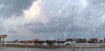 تفسير أحلام المطر