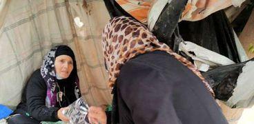 قومي المرأة بكفر الشيخ يطلق مبادرة« كمامتك .. حمايتك» لتوعية البائعات بالوقاية