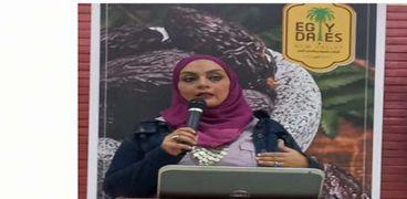 الدكتورة مروة شعير باحث بمعهد بحوث تكنولوجيا الاغذية