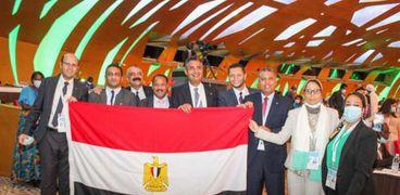 مصر تفوز بعضوية مجلسى الإدارة والاستثمار باتحاد البريد العالمي