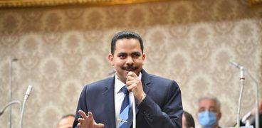 النائب أشرف رشاد زعيم الأغلبية