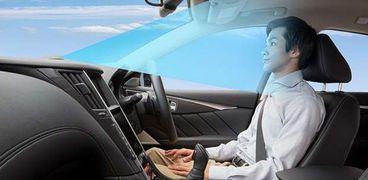 """Hands free"".. نظام ملاحي جديد من ""نيسان"" في السيارت ذاتية القيادة"