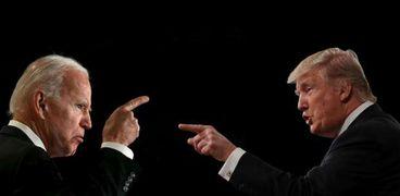 اتهامات ترامب لبايدن مستمرة رغم انتهاء الانتخابات الأمريكية