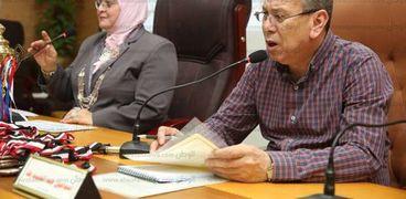 محافظ كفر الشيخ يُكرم 30طالباً من ذوى الاحتياجات الخاصة لفوزهم ببطولة الجمهورية