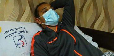 محمد سامى لاعب نادي غزل المحلة
