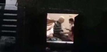 هاشتاج إعدام المدرس المتحرش