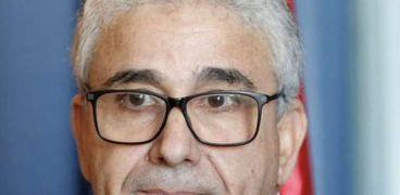 فتحي باشاغا وزير الداخلية بحكومة الوفاق الليبية