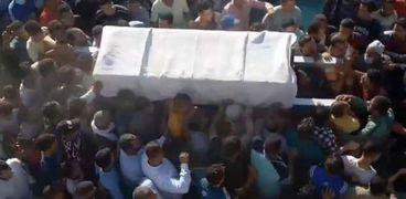 جنازة الشيخ الصوفي