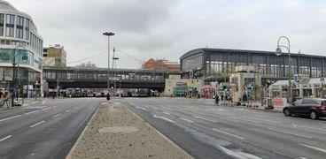 شوارع برلين عاصمة ألمانيا