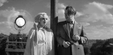 مشهد من فيلم Mank