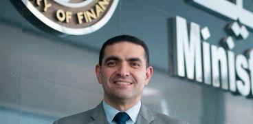 حمدي حسني ،المتحدث الرسمى لوزارة المالية لشؤون الدفع والتحصيل الالكترونى