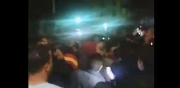 الذكرى الأولى لتظاهرات الإسكندرية ضد فيروس كورونا