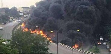 انفجار صريج نفط في كينيا