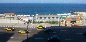 استقرار طقس الإسكندرية اليوم