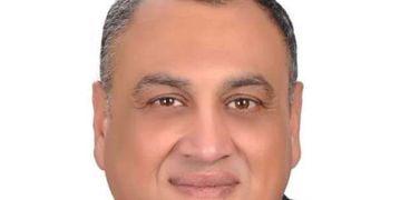 مهندس محمد فتح الباب رئيس لجنة السلامة والصحة المهنية