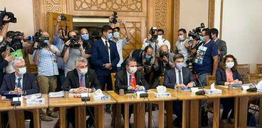 بيان مصر وتركيا يأتي في ختام مشاورات استمرت يومين