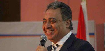 الدكتور أحمد عماد، وزير الصحة والسكان