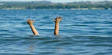 غرق طفلتين في نهر النيل بسوهاج