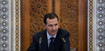 الرئيس السورى