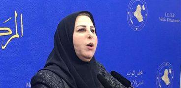 عضو مجلس النواب العراقي عالية نصيف