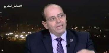 الدكتور أحمد فرحات، رئيس جهاز التفتيش الفني على أعمال البناء بوزارة الإسكان