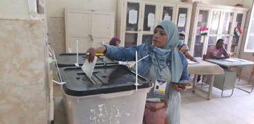 المرحلة الأولى من انتخابات مجلس النواب