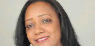 الصحفية السودانية أمل هباني