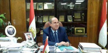 المهندس محمد السيد رئيس شركه القناه لتوزيع الكهرباء