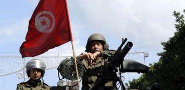 قوات من الجيش التونسى