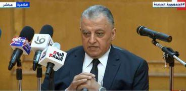 المستشار عادل عمر شريف نائب رئيس المحكمة الدستورية العليا
