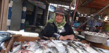 تعرف علي أسعار الأسماك بأسواق السويس اليوم