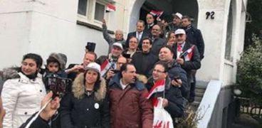 تصويت المصريين بالخارج- أرشيفية