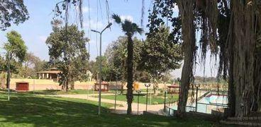 حدائق القناطر