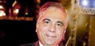 محمد فلا عضو جمعية مستثمرى السياحة بالبحر الأحمر