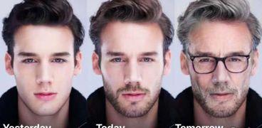 تأثيرات تطبيق face app