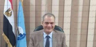 تامر مرعي وكيل وزارة الصحة بالبحر الأحمر