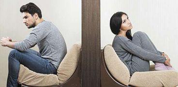 زيادة معدلات الطلاق بسبب الخلع  في 2020