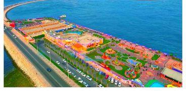 مدينة الدمام بالسعودية تستعد للاحتفال بالعيد