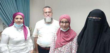 الوطن مع الأولى فى الشهادة الإعدادية ببورسعيد