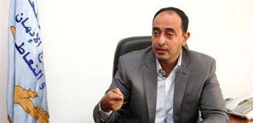 عمرو عثمان، مساعد وزير التضامن الاجتماعى، مدير صندوق مكافحة وعلاج الإدمان والتعاطى