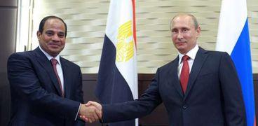 علاقات قوية بين مصر وروسيا بعد «30 يونيو»