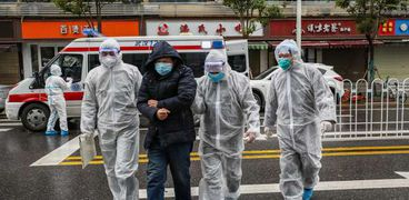ضحايا فيروس كورونا في الصين