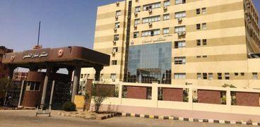 مستشفى أسوان التخصصي