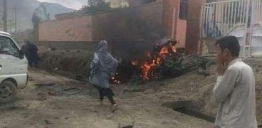 ارتفاع ضحايا انفجار بالقرب من مدرسة سيد الشهداء الأفغانية إلى 55 قتيلا