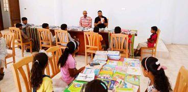كتاب القرية في جنوب سيناء